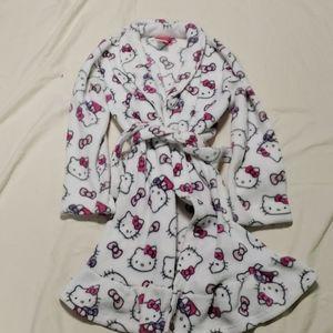 Hello Kitty Plush Robe
